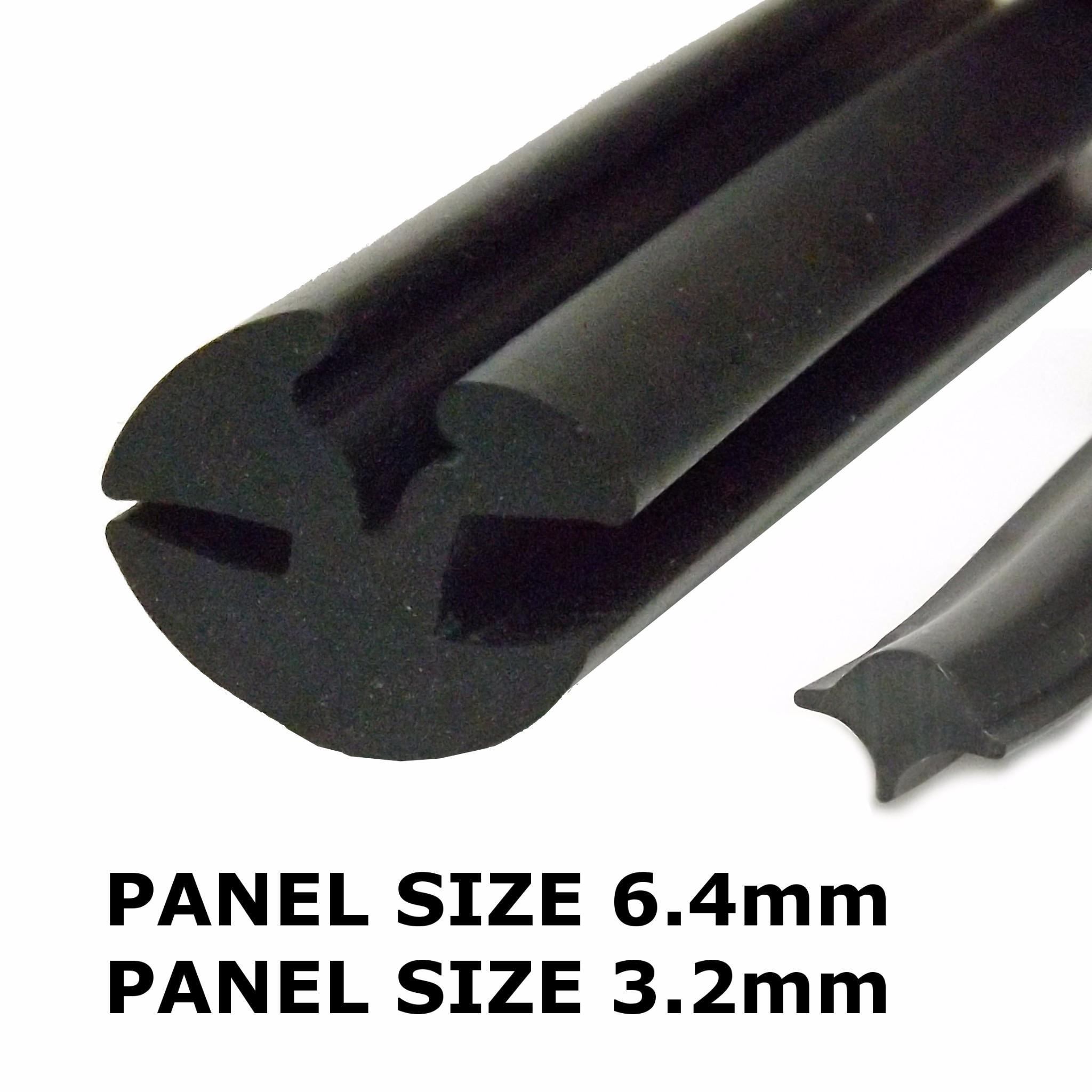 Claytonrite window seal strip