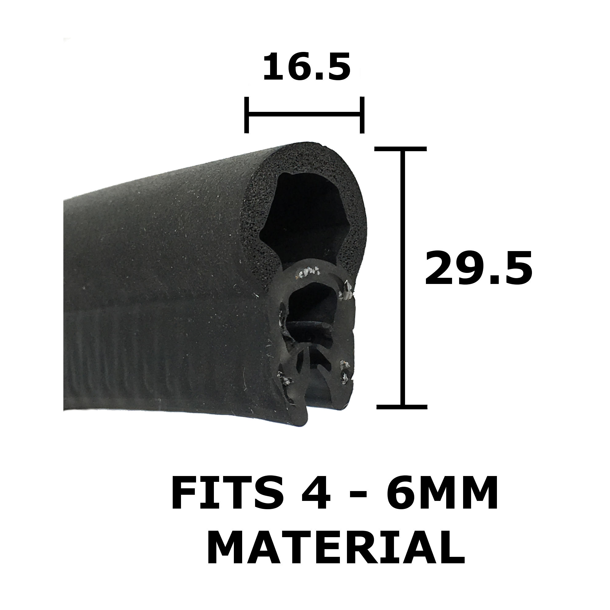 Large Boot Seal