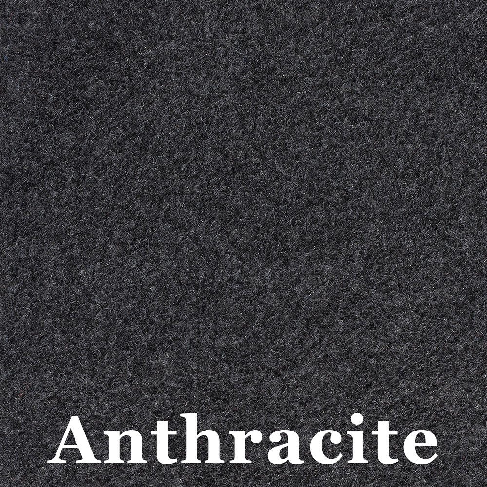 Anthracite 4 way stretch carpet