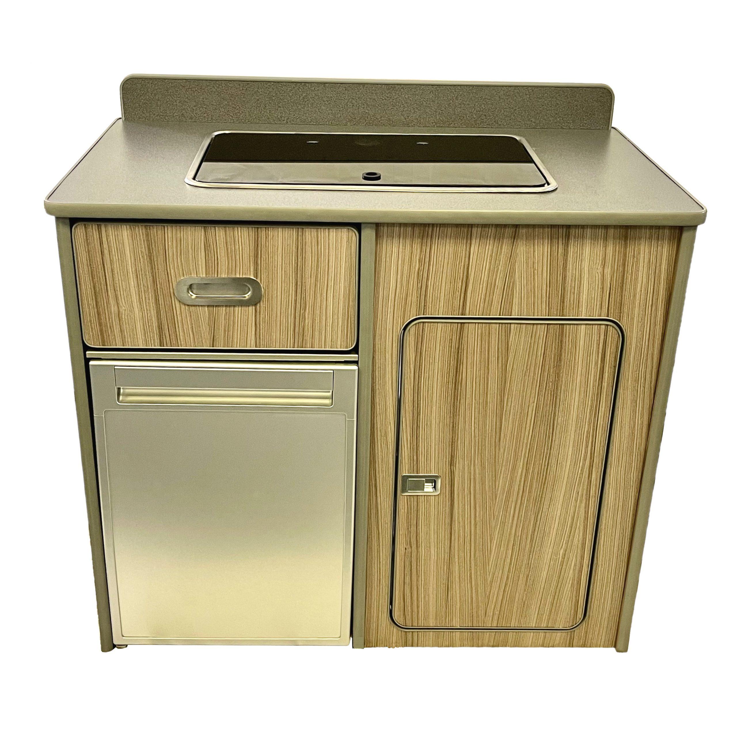 Campervan Kitchen Single Pod Unit