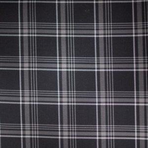 VW GTi Grey Fabric